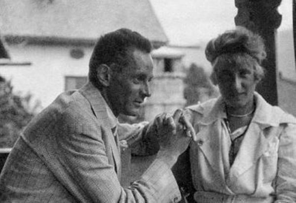 Egon and Edith Schiele