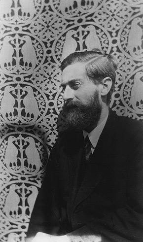 M.C. Escher, in Rome, 1930
