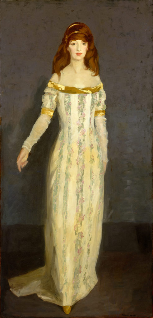 """The Masquerade Dress,"" 1911"