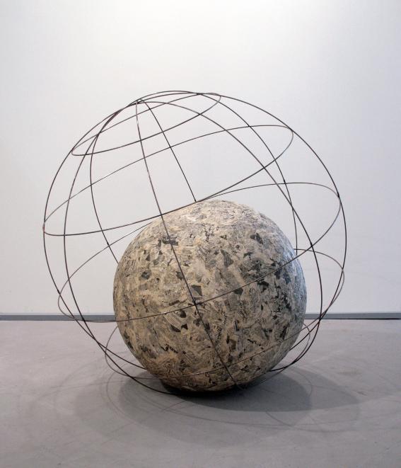 """Mappa Mondo,"" 1966"