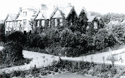 Dimbola Lodge, as seen in 1871