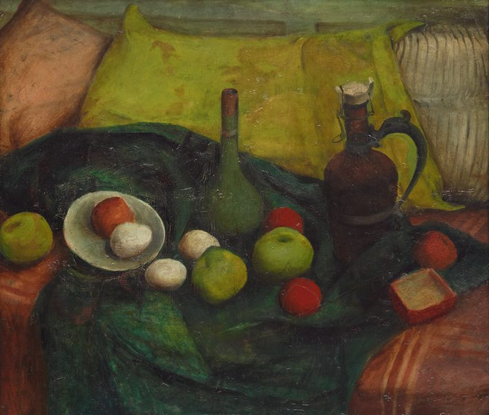 """Still Life In Green,"" 1947"