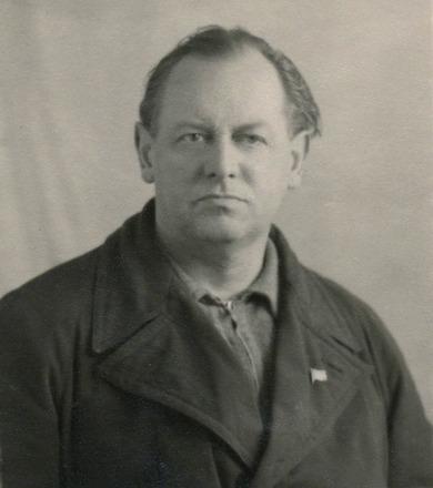 Schwitters, 1941