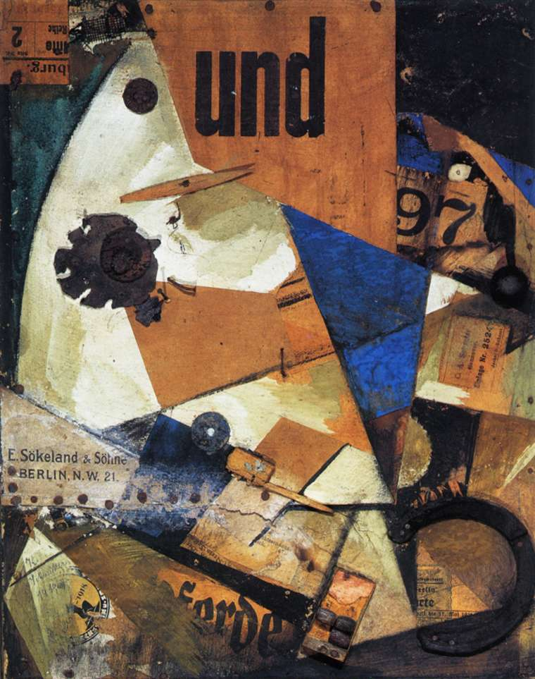 """""""Das Und Bild,"""" 1919"""