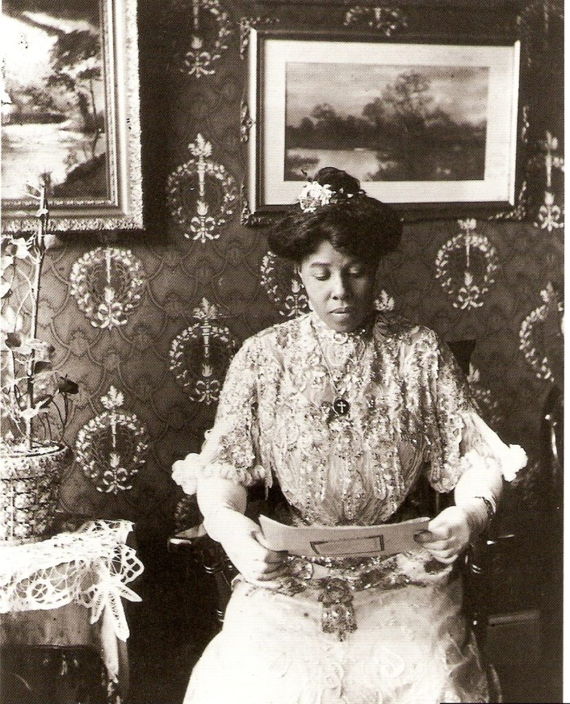 """""""Suffragette,"""" c. 1910"""