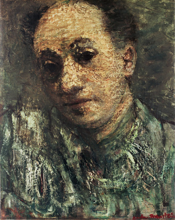 """Self Portrait,"" 1936"