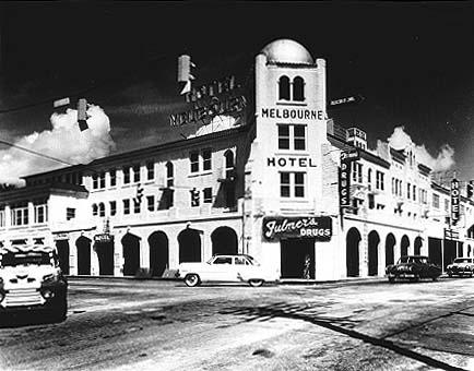 """Melbourne Hotel,"" 1965, Maine"