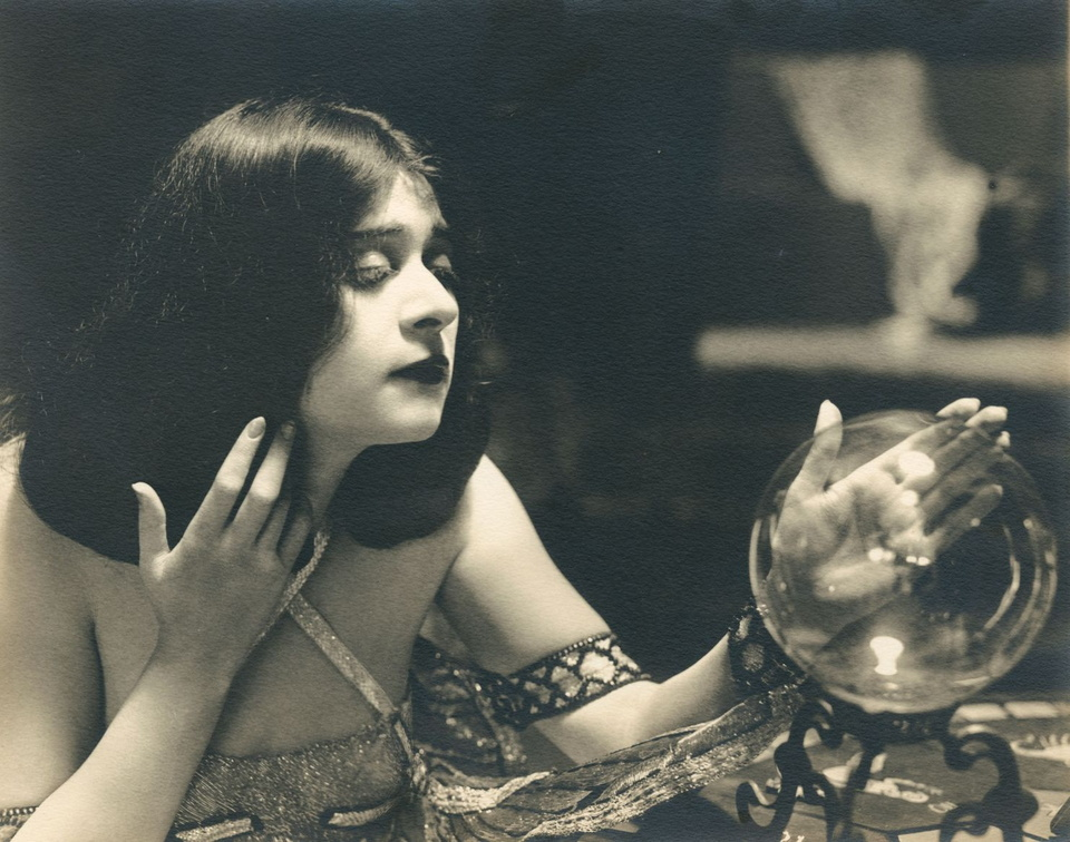 Publicity still, 1919 - photo by Walter Frederick Seely