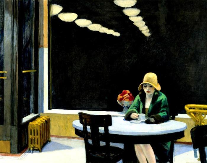 """New York City Automat,"" 1927"