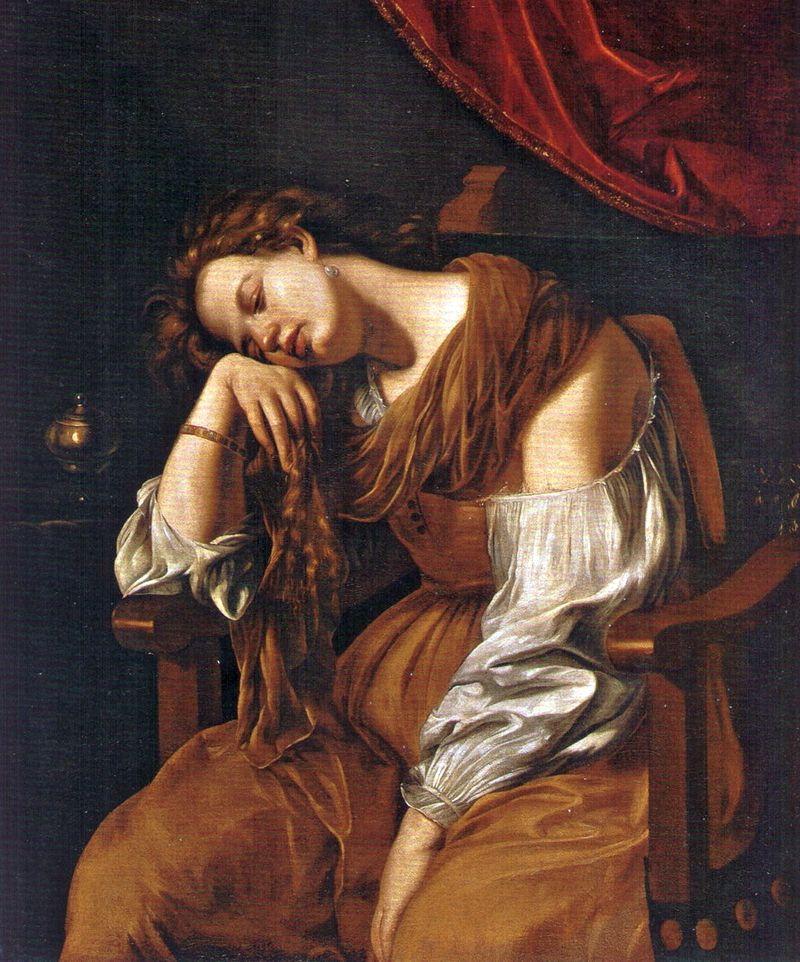 """""""Magdalena,"""" 1621"""