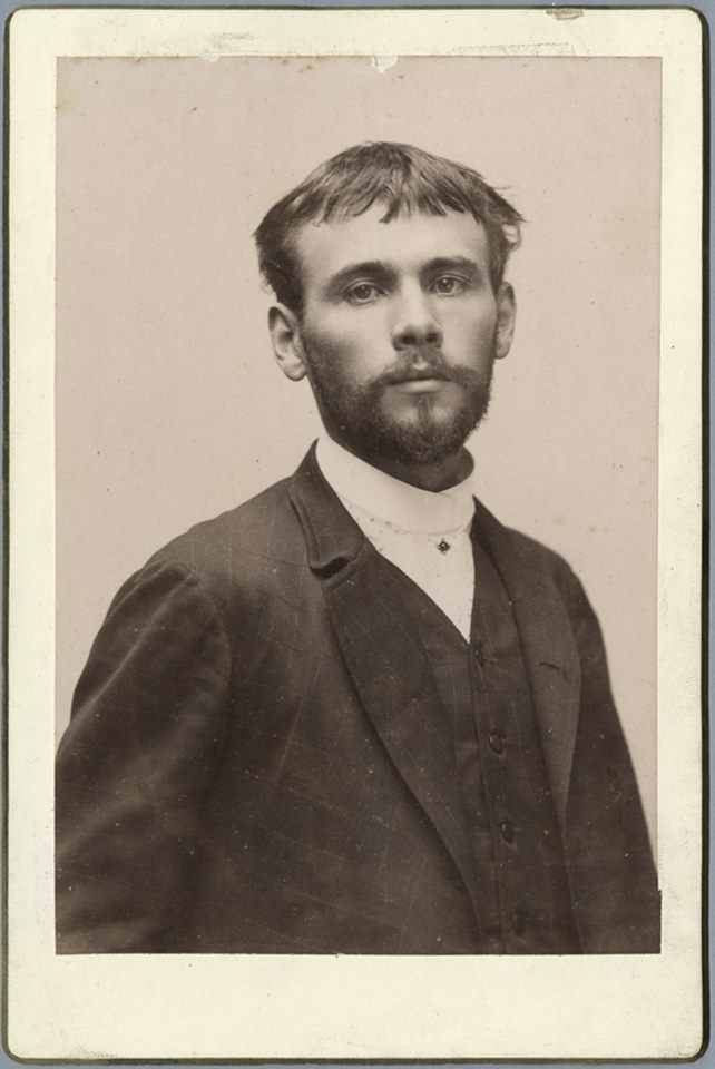 Klimt, age 25