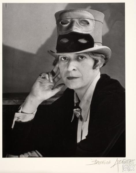 Portrait of Janet Flanner, 1928