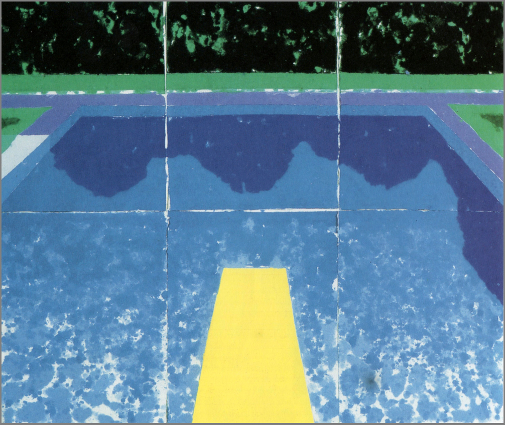 """Swimming Pool,"" 1978"