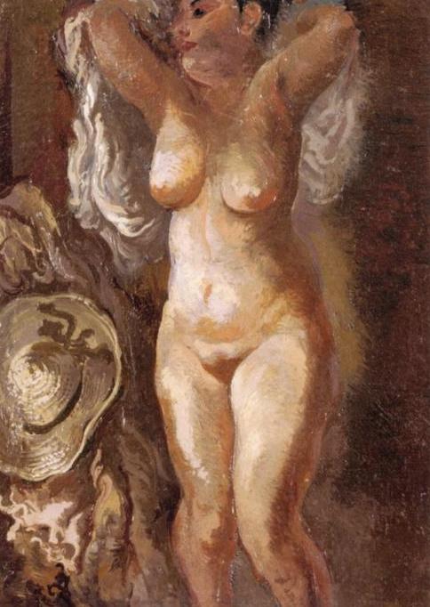 """""""Nude,"""" 1952"""