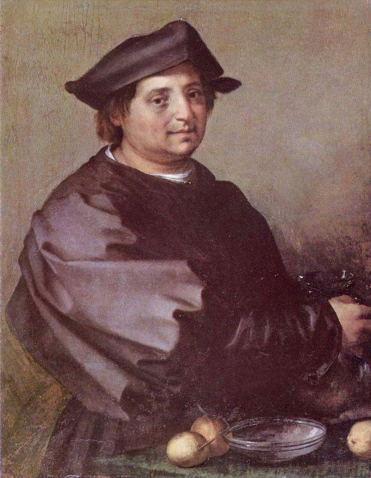 """""""Portrait of Becuccio Bicchieraio,"""""""