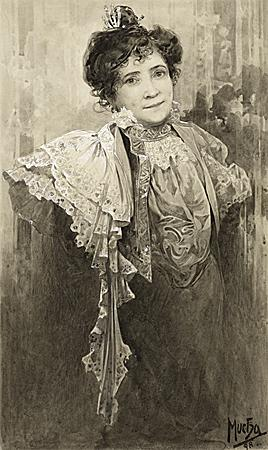 """Portrait of Marie-Louise Gagneur"" c. 1882"