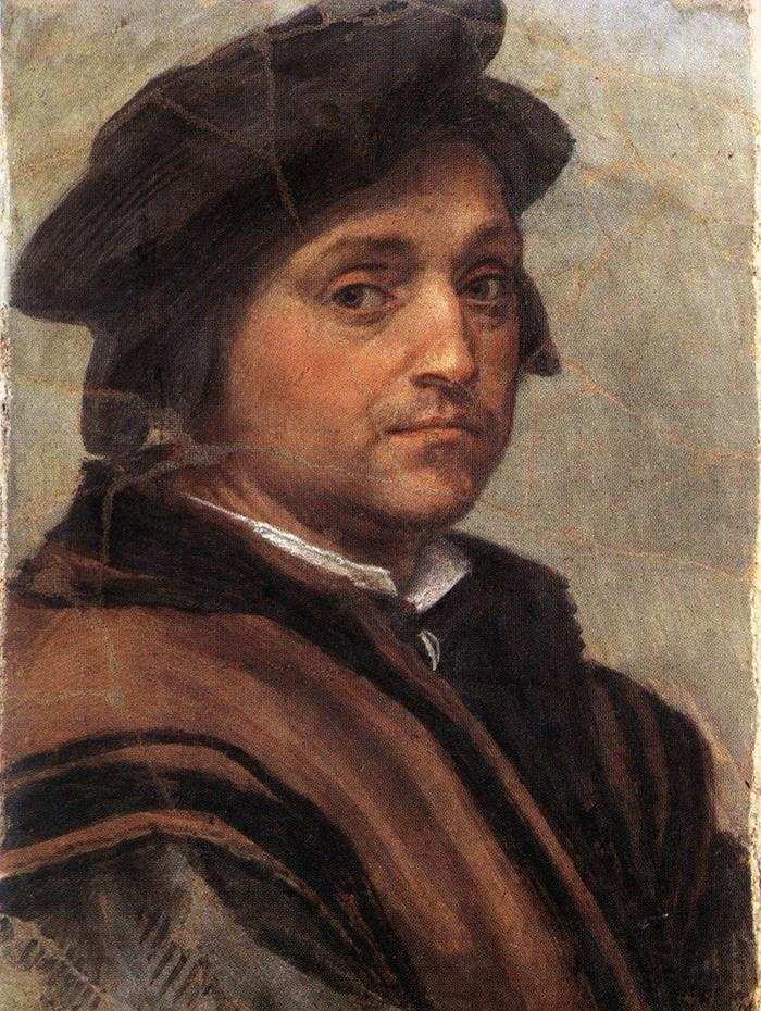 Self portrait, c. 1528