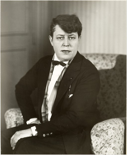 Portrait of Jane Heap, 1928