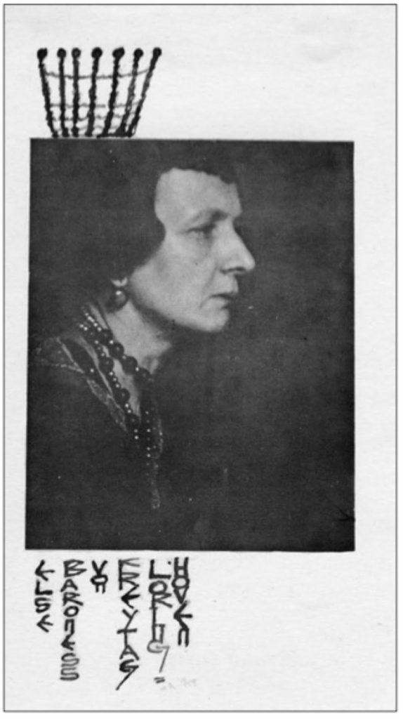 Elsa Dada portrait