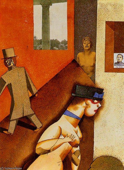"""Untitled,"" 1954"