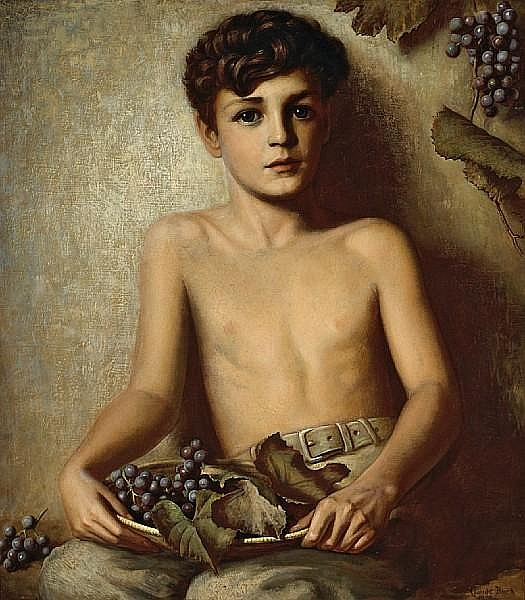 """Portrait Of A Young Boy"""