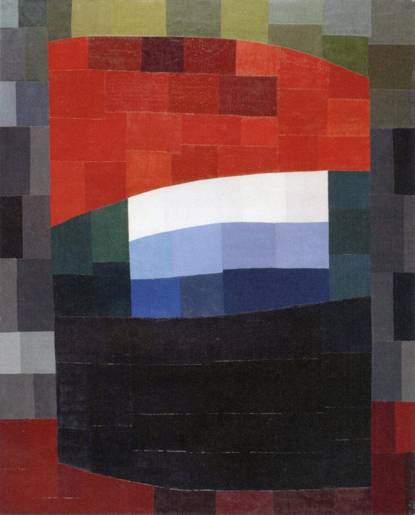 Otto_Freundlich_Mein_roter_Himmel_1933