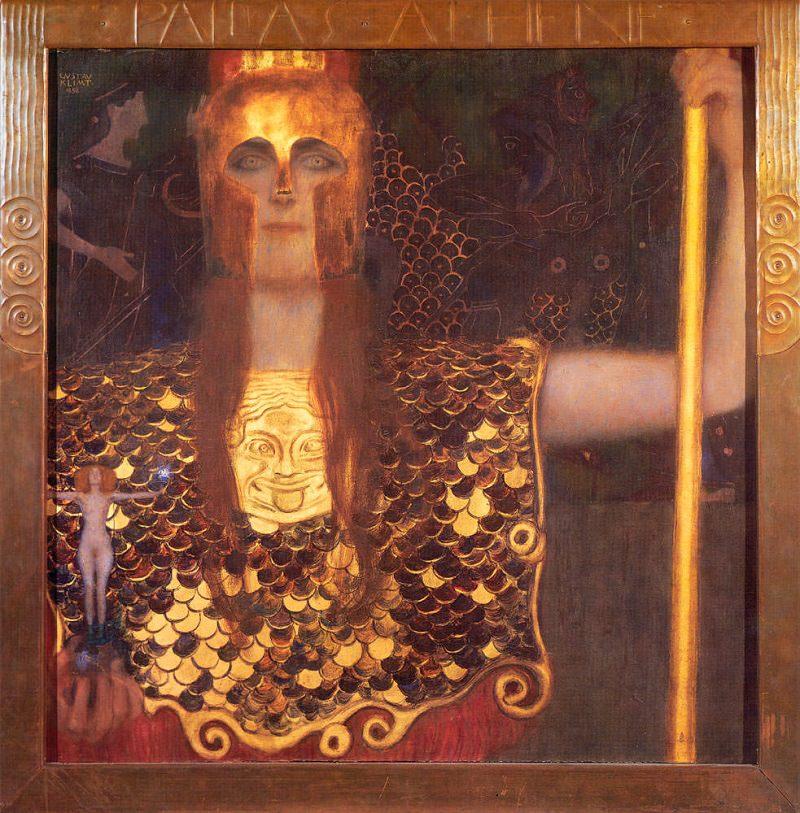"""Pallas Athena,"" 1898"