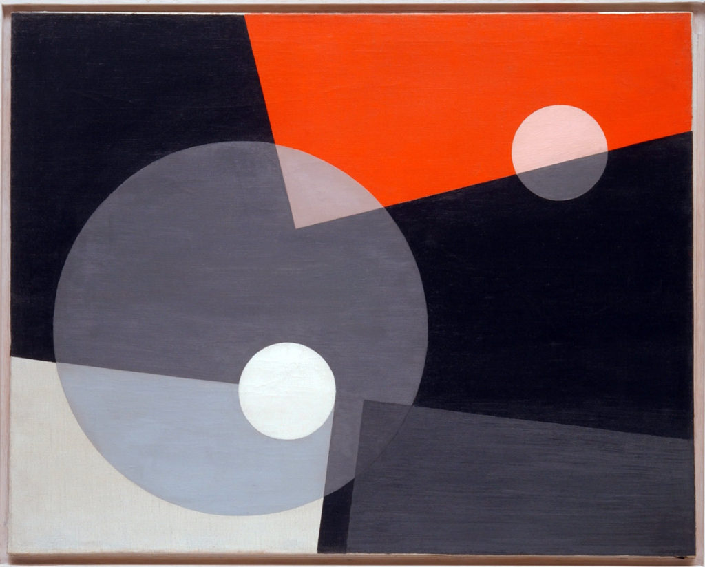 Untitled painting, 1927