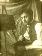 Andrè Lhote, age 14