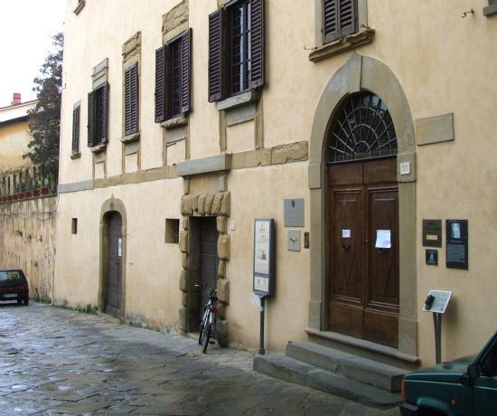 The Giorgio Vasari House Museum, Arezzo, Italy