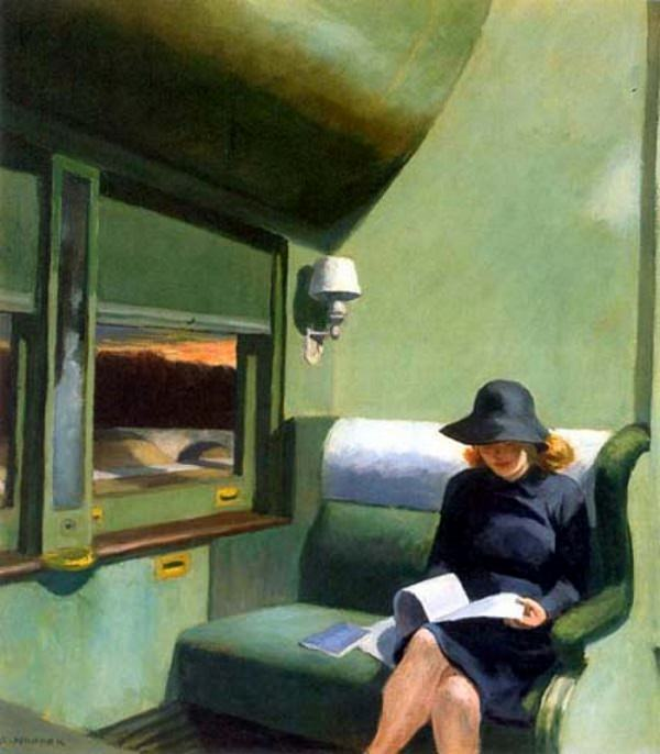 """Compartment C Car,"" 1938"