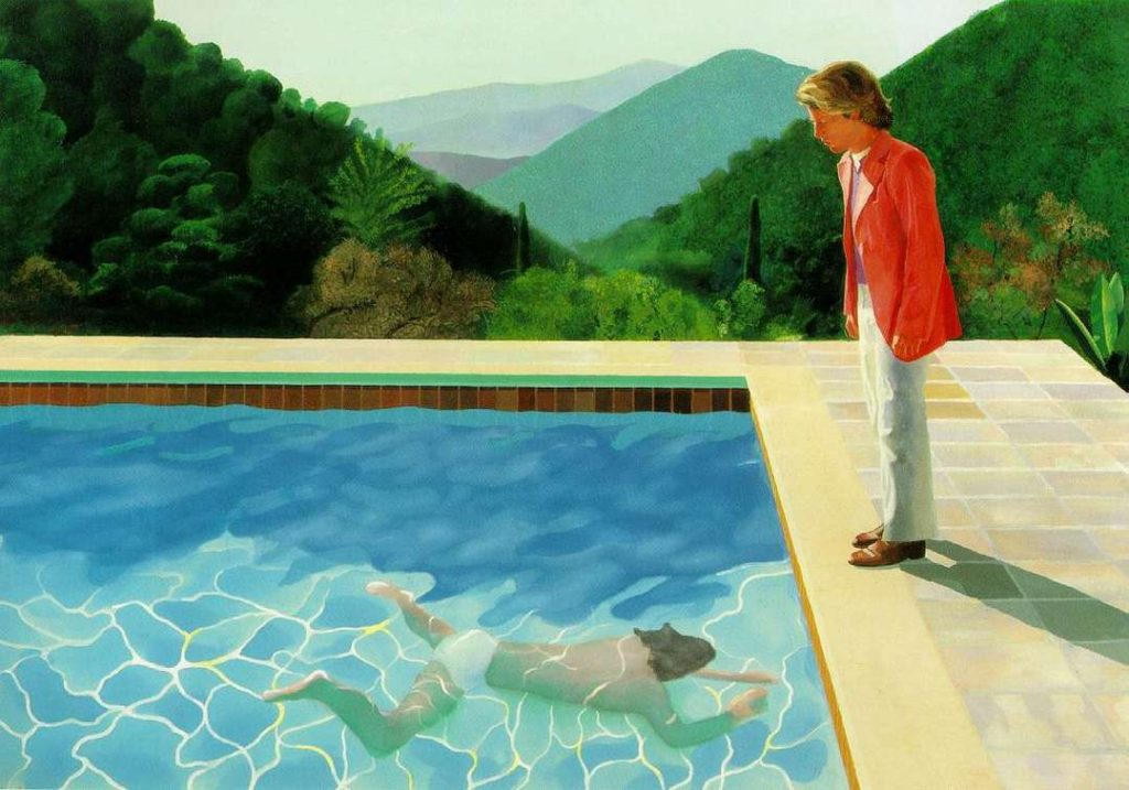 """""""Dive In,"""" 1972"""