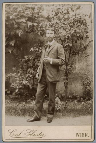 Ernst Klimt, c. 18