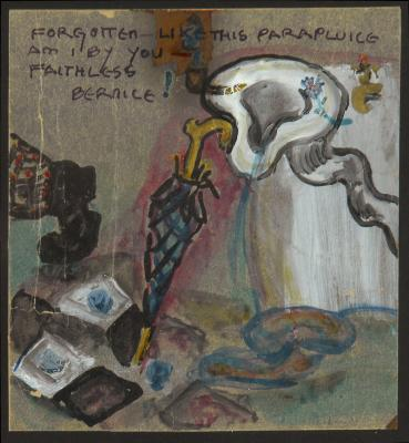 by Baroness Elsa von Freytag-Loringhoven