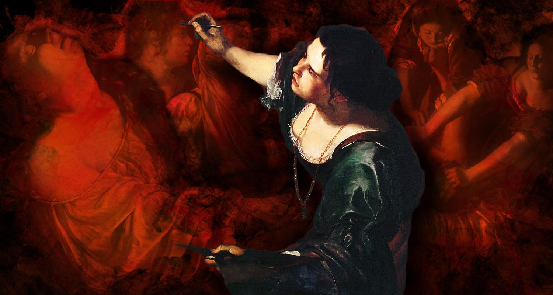 Artemisia Gentileschi Terri Maxfield Lipp