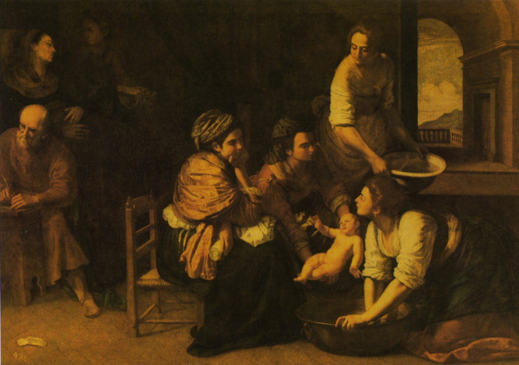 """The Birth Of John the Baptist,"" 16"