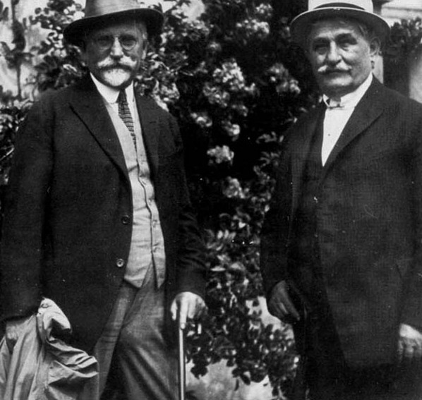 Mucha and Janacek were lifelong friends