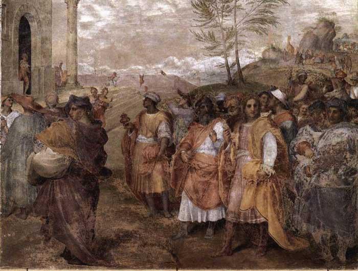 """Procession Of The Magi,"" 1511"