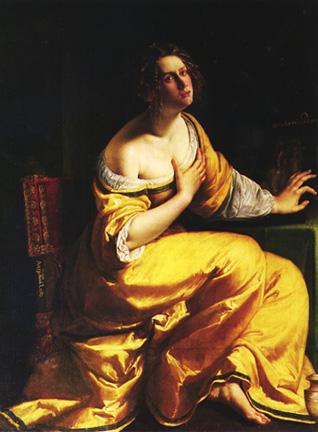 """Magdalena Penitente,"" (1617-1620)"