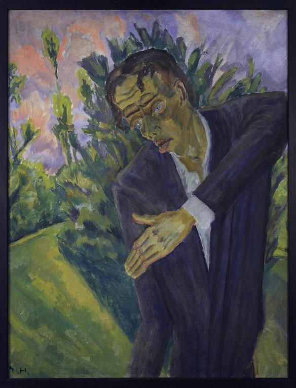"""""""Roquairol,"""" 1917"""