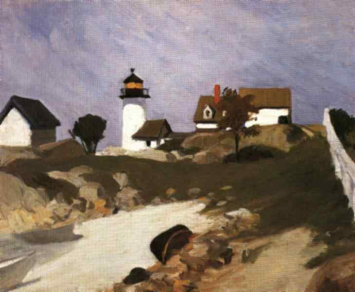 """Squam Light,"" 1912"
