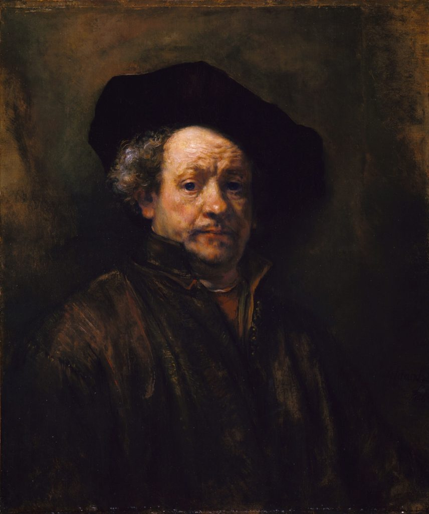 Self portrait, 1660