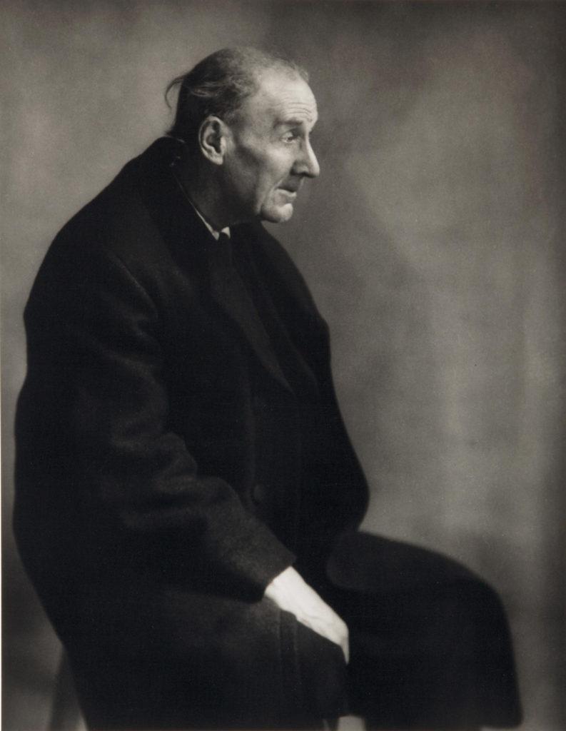 Portrait of Eugene Atchet, 192