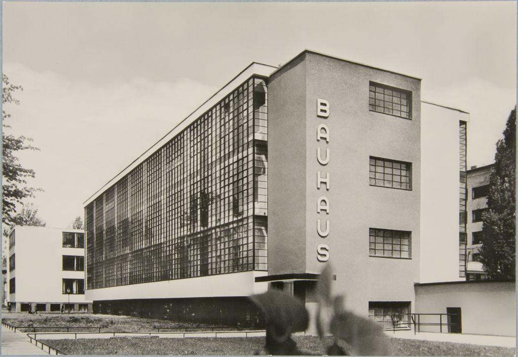 Bauhaus school, 1925