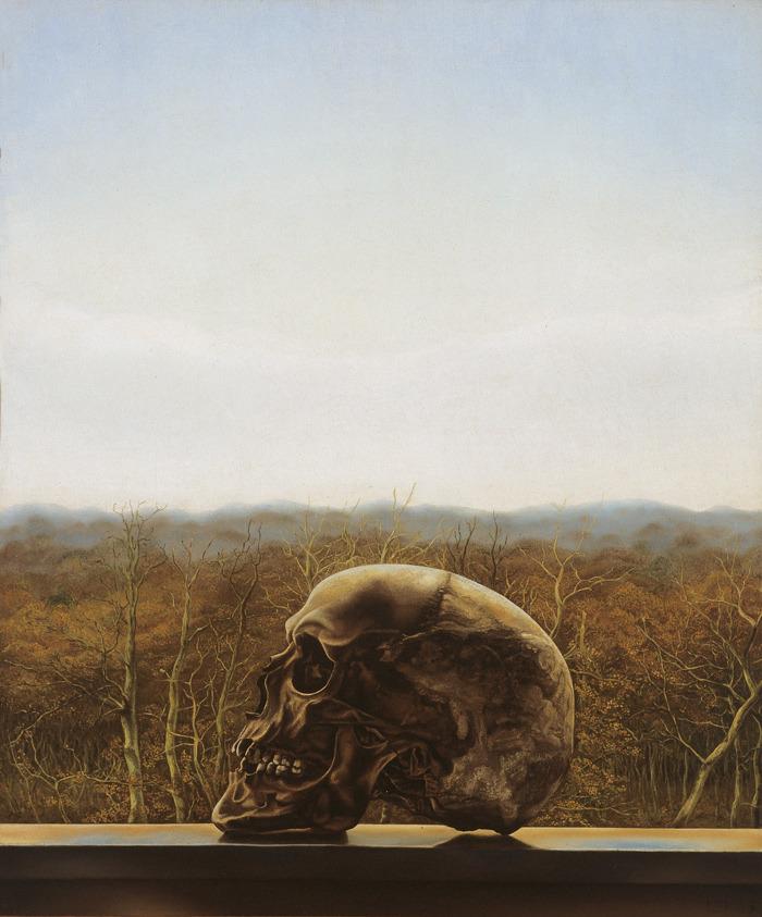 """""""Skull,"""" 1935"""