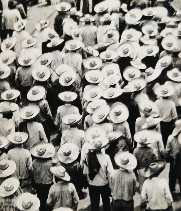 """Worker's Parade,"" 1926"