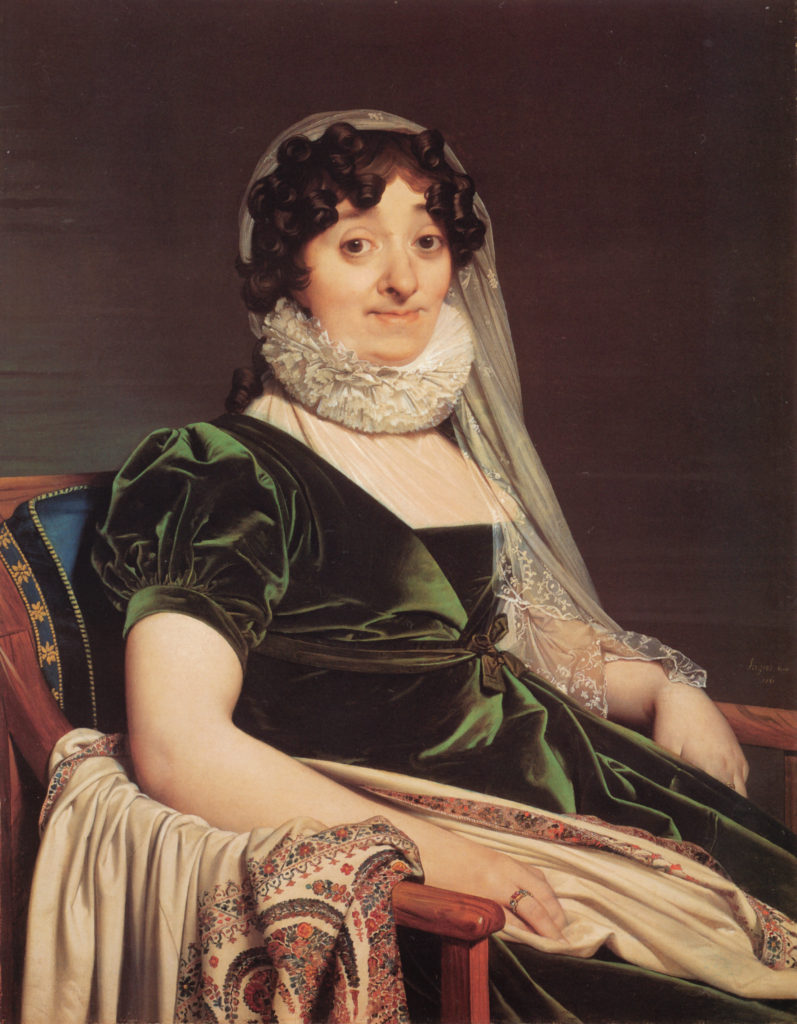 """The Countess of Tourmon,"" 1812"