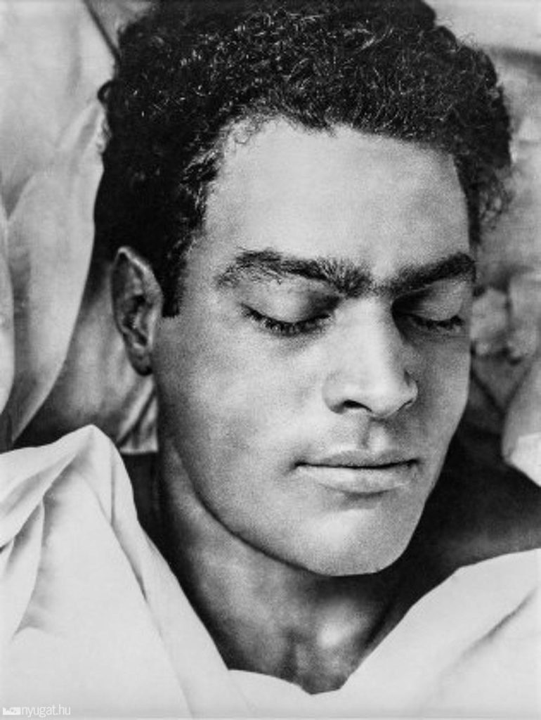 Julio Antonio Mella, dead - photo by Tina Modotti