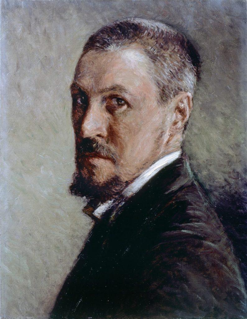 Self portrait, 1888-89