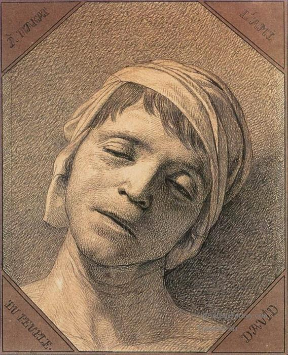 4-Head-of-the-Dead-Marat-Neoclassicism-Jacques-Louis-David